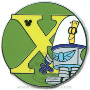 X Xxr Pin