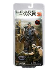 Gears Of War 3 Damon Baird action figure