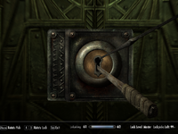 Lockpicking (Skyrim)