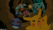 -P-O- Pokemon The Movie 2000 &#39;Pikachu&#39;s Rescue Adventure