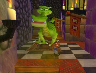Crash Bandicoot 4 Dragon