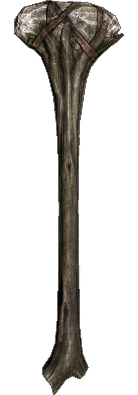 Giant Club The Elder Scrolls Wiki