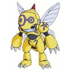 Vorlage Honeybeemon