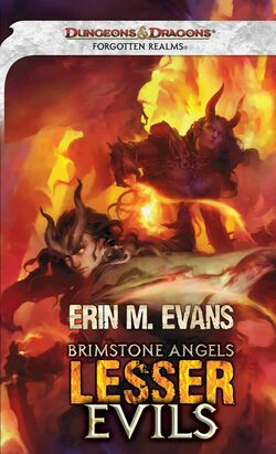 Brimstone Angels - Lesser Evils