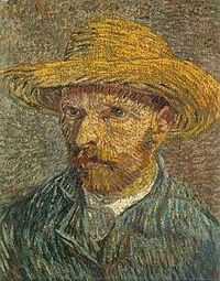 File-Van Gogh Self-Portrait with Straw Hat 1887-Metropolitan