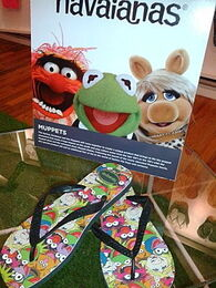 Havaianas muppet 2