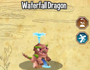 Waterfall dragon lv1-3