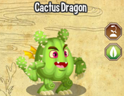 Cactus dragon lv4-6