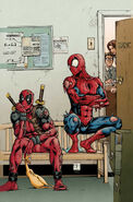 Avenging Spider-Man Vol 1 12 Textless