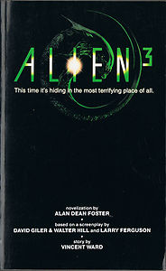 Alien 3 novel
