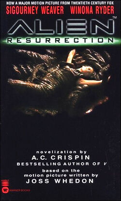 Alien resurrection novel