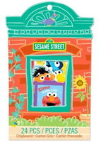 Ek success 2011 sesame crafting chipboard box