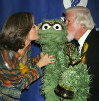 Kiss Oscar Cheryl Henson