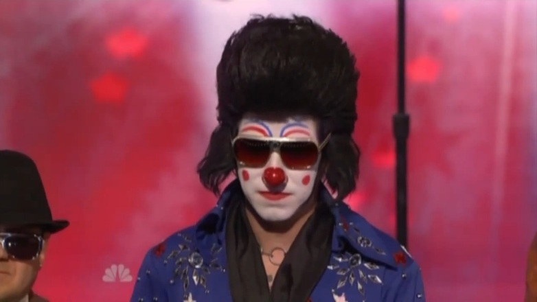 Clownvis - America's Got Talent Wiki