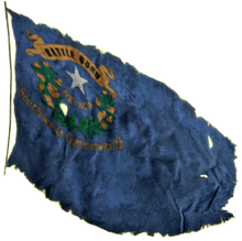 Nevada flag
