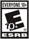 ESRB Everyone 10+
