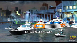 Police Watercraft