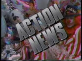 WPVI-TV's Channel 6 Action News At 5 Video Open From 1990