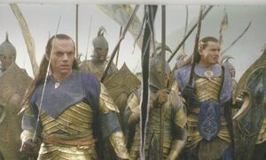 Gli-Galad y Elrond