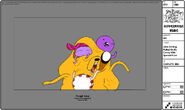 Modelsheet jake gettingpulledonby candykids - specialpose