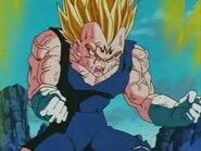 Vegeta majin