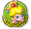 MK3DS BabyPeach icon