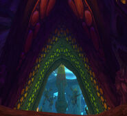 Klaxxi'vess tunnel-exit screenshot