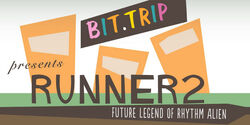Runner2 Future Legend of Rhythm Alien logo