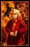 Tommen Baratheon by Amoka