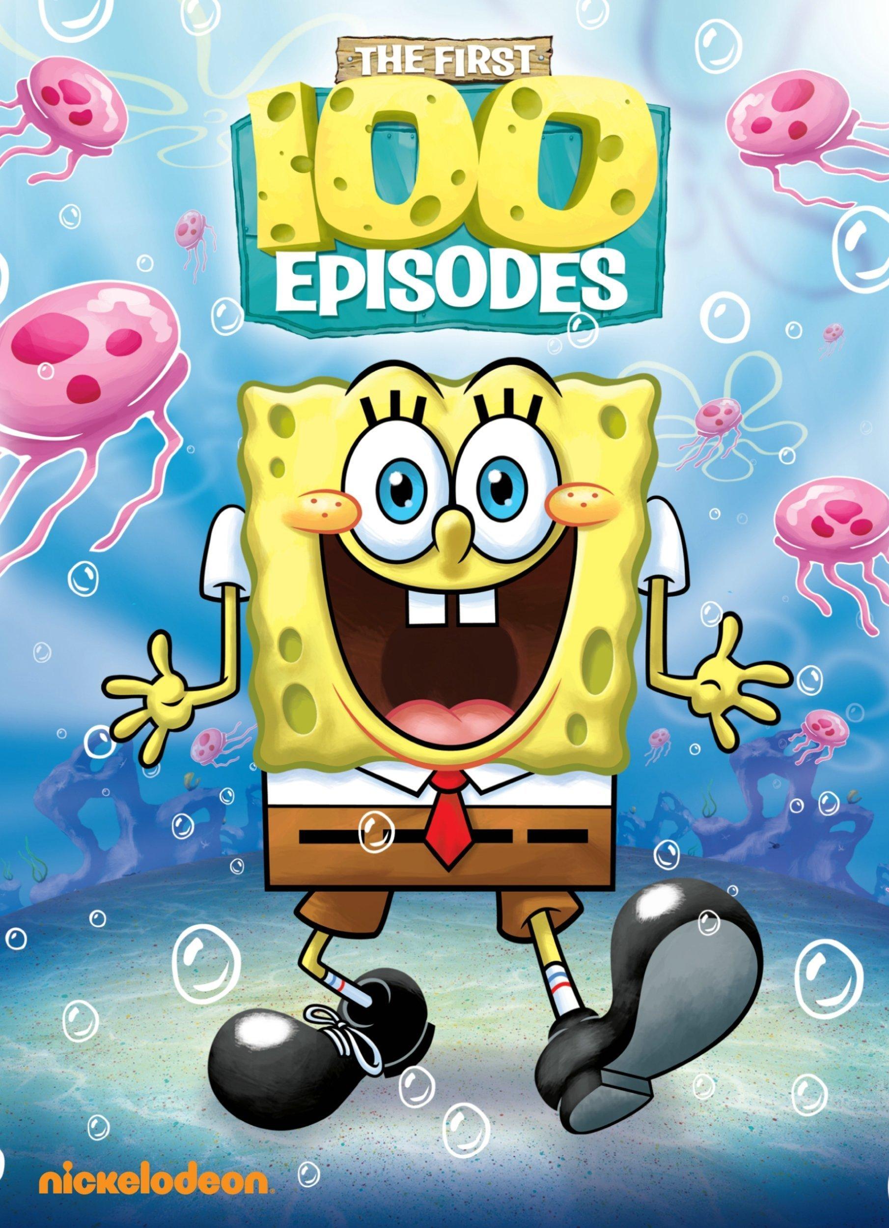Spongebob Spongeguard On Duty Vhs Ebay