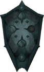Rune berserker shield 0 detail