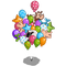 Birthday Balloon-icon