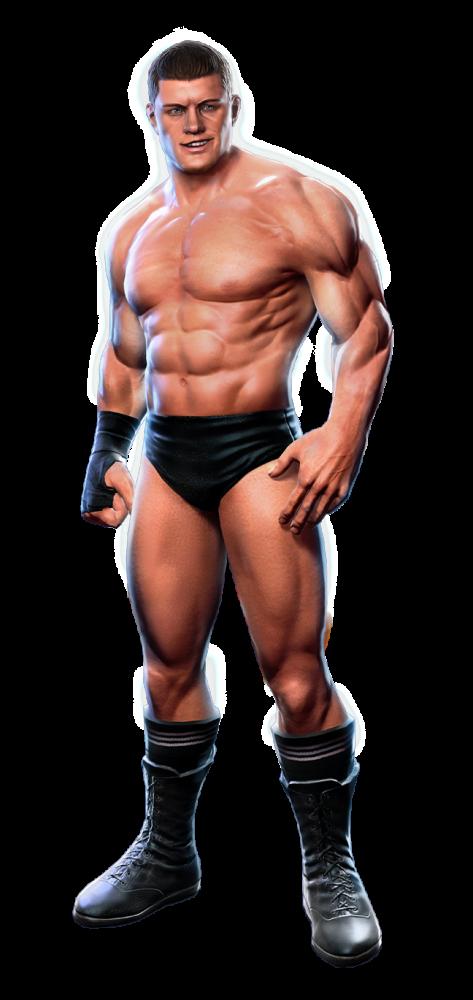 Cody Rhodes WWE All Stars Wiki