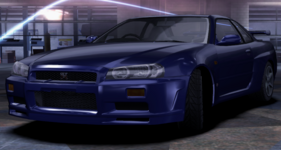 Nissan Skyline GT-R R34 (1999)