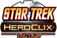 Star Trek Tactics logo