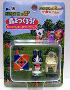 Dotty in playset