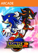 Sonic Adventure 2 Arcade
