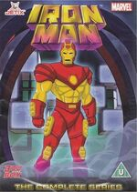 Iron Man The Animated Series