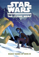 Clone Wars Deadly Hands of Shon-Ju Vol 1 5