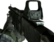 SPAS-12 Holographic Sight MW2