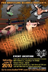 PWA Retribution 2010