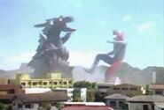 Demagorg vs. Ultraman Dyna