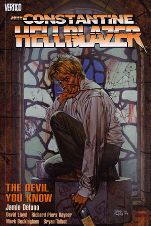 Cover for Hellblazer (Collections) #2