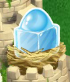 Dragon City Icecube Dragon Egg