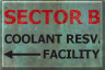 Sector b sign.png