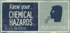 Underground knowyour chemicals