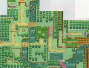 Unova Route 20