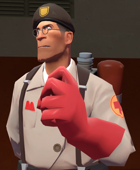 uncraftable meet the medic taunt price