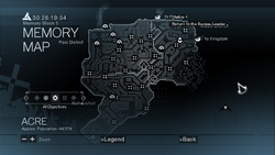 AC1 Map Screen