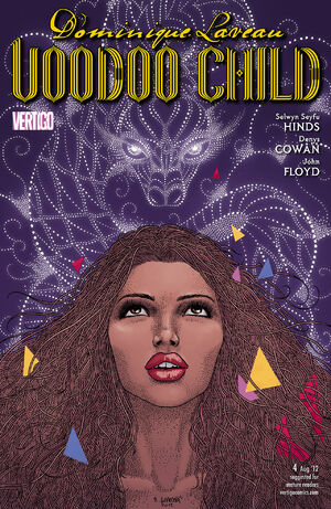 Cover for Dominique Laveau: Voodoo Child #4